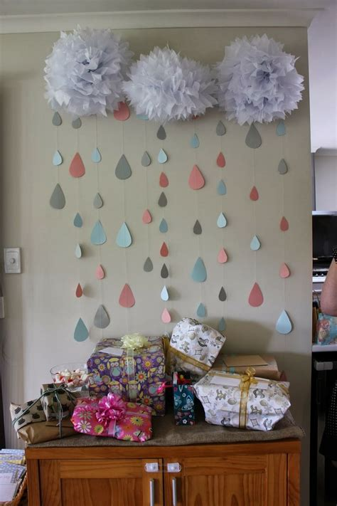 Baby Shower Theme For by April Showers Bring May Flowers Baby Shower Baby