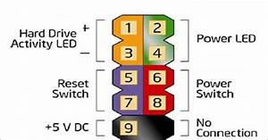 Wiring Diagram For Front Panel