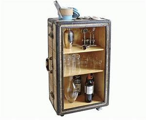 7 best images about Steamer trunk mini bar on Pinterest ...
