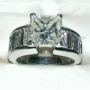 jewelry diamond 5 carat diamond engagement ring set in With 5 carat wedding ring set