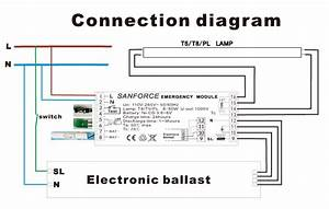 3 Way Switch Wiring Diagram Fluorescent 4 L Ballast
