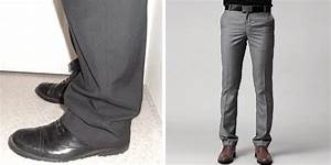 Pantalon Décontracté Homme : comment choisir la longueur d un pantalon homme ~ Carolinahurricanesstore.com Idées de Décoration