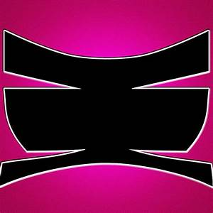 Pink Ranger Symbol by FrapJedi, via Flickr | Power Ranger ...