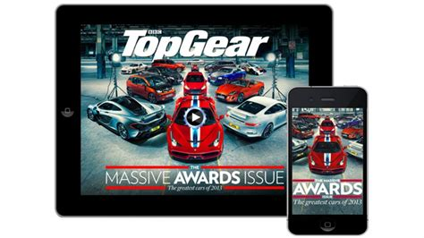 Top Gear Awards by Top Gear Awards Issue On And Iphone Top Gear