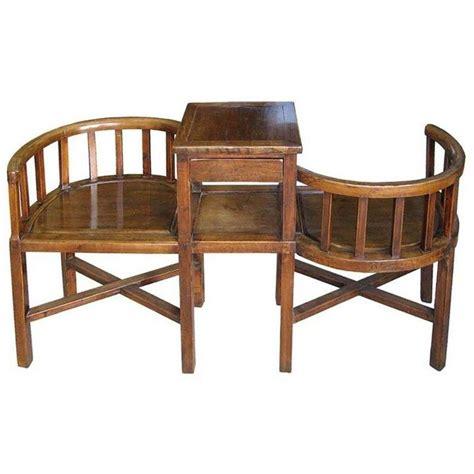 tete a tete courting chair