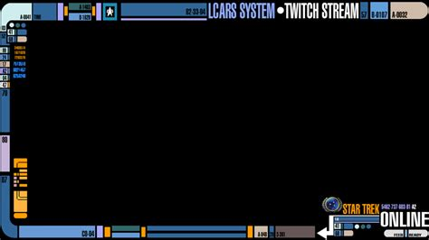 Star Trek Twitch Layout 3 Size 1280 X 720 By Masterq2 On