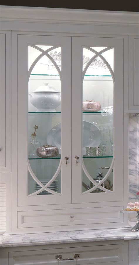 kitchen cabinet door inserts 25 bästa glass cabinet doors idéerna på pinterest