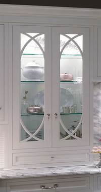 cabinet glass inserts I'd really like wavy glass upper cabinet doors with glass ...