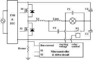 Metal Halide Lamp Ballast Wiring Diagram