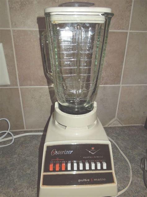 Vintage Imperial Oster Osterizer Blender 10 Speed 890 06M