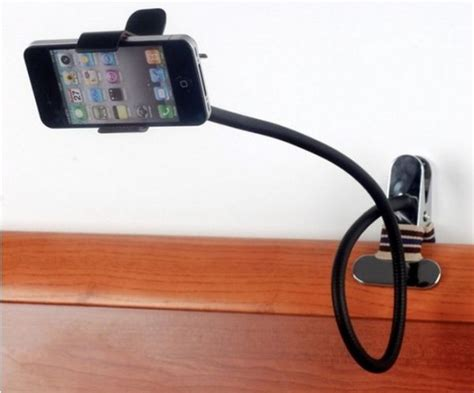 universal arm mobile phone car holder mount cradle