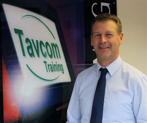 psi chris pinder joins tavcom training
