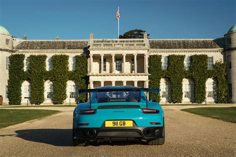 70 years of porsche sports cars marked by 2018 goodwood