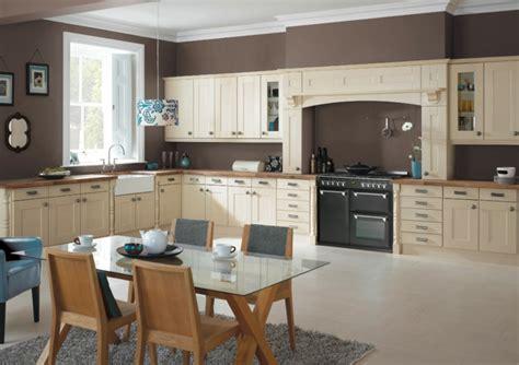 cuisine couleur fin comment incorporer la couleur cappuccino dans votre maison