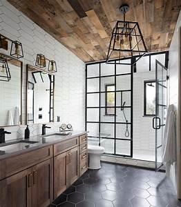23, Best, Industrial, Bathroom, Decor, Ideas, And, Trends