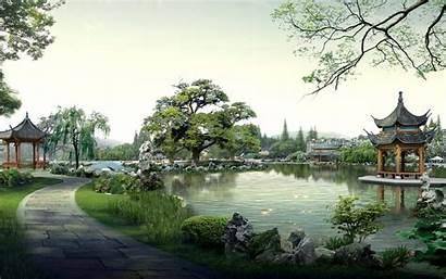 Chinese Wallpapers Landscape China Landscapes Asian Desktop