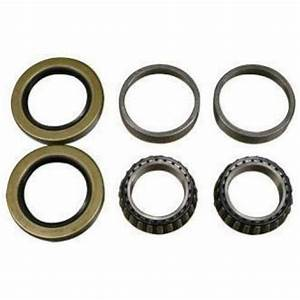 Case 580k  Sk  L  Sl  M  Sm 2wd Axle Wheel Bearing Kit