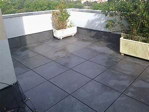Dalle Pour Terrasse Sur Plot : terrasse bois dalle sur plot ~ Premium-room.com Idées de Décoration