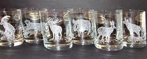 Service A Whisky : verre whisky cristal chasse cristal art deco verre whisky cristal chasse ~ Teatrodelosmanantiales.com Idées de Décoration