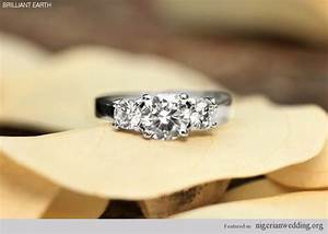 Nigerian wedding rings brilliant earth 5 wedding jewelry for Nigerian wedding rings