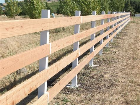 home fences and gates wood corral fences arbor fence inc a certified