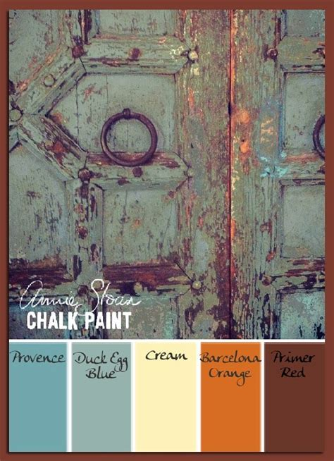 duck egg blue color palette sloan chalk paint