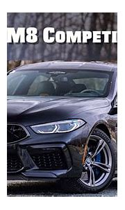 2021 BMW M8 Competition Gran Coupe Review // BMW's Most ...