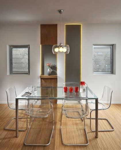 modern dining room set glass chairs and table modern dining room set home interiors