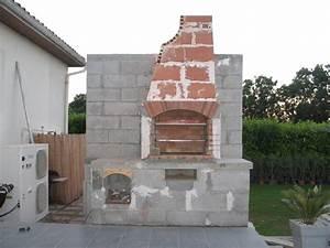 Construire Barbecue Beton Cellulaire : hotte barbecue beton cellulaire ~ Dailycaller-alerts.com Idées de Décoration