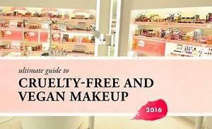 CrueltyFree amp Vegan Makeup  Affordable Drugstore Brands