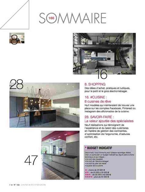 cuisine et bains magazine cuisines et bains magazine dootdadoo com idées de