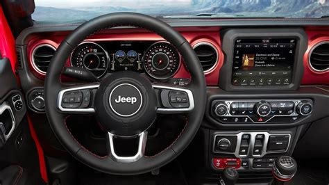 2019 Jeep Truck Interior by 2019 Jeep Wrangler Price Review And Release Date