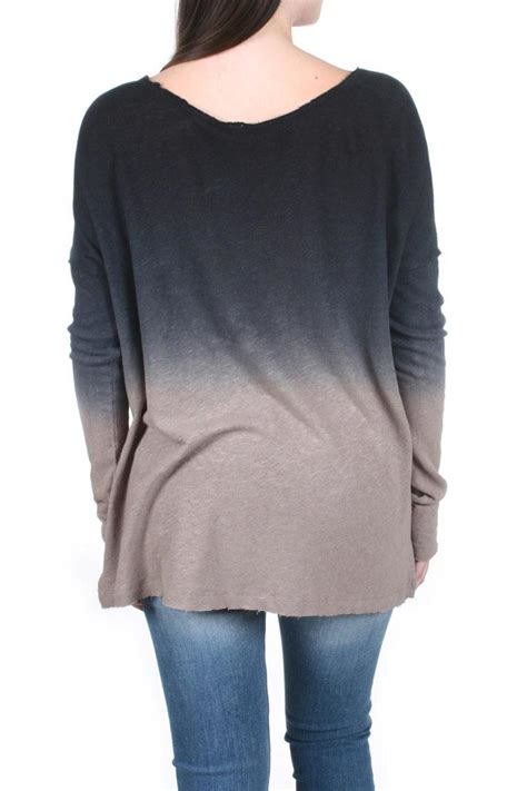 ombre sweater free ombre sweater top from canada by voilà