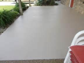 Concrete Porch Paint