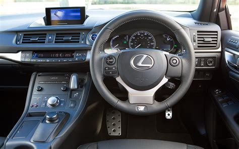 Lexus H200 by Lexus Ct 200h 2014 Dashboard Frontseatdriver Co Uk Front