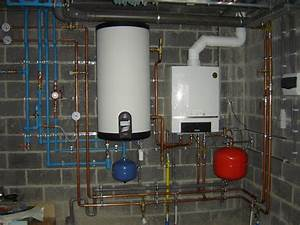 Chaudiere Condensation Gaz : installation chaudiere chauffage gaz electrique son ~ Melissatoandfro.com Idées de Décoration