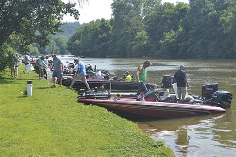 Sunny Days Help Lure Anglers To West Virginia Bass