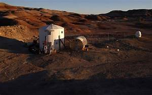 First Person: What I'm Learning on a Simulated Mars ...