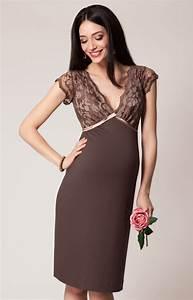 Robe droite de grossesse luella amaretto robes de for Chambre bébé design avec robe grossesse fleurie