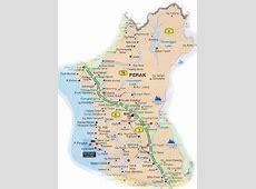 Perak Map