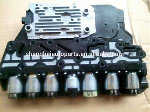 6t45e 6t40e Gearbox Tcu Automatic Transmission Valve Body Assy With Solenoid Valve