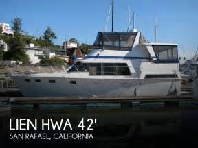 Motor Boat Listings by For Sale Used 1986 Lien Hwa 42 Motoryacht In San Rafael