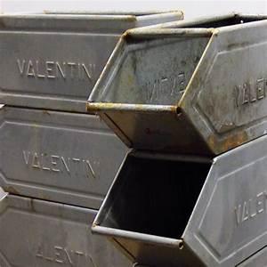 Petit Casier Metal : casier bec en m tal valentini petit mod le ~ Teatrodelosmanantiales.com Idées de Décoration