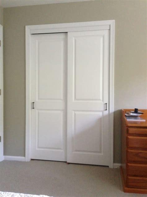 closet doors traditional closet philadelphia by