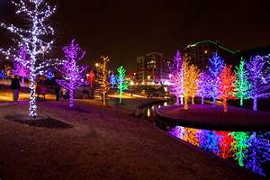 Where to see the best christmas lights in north texas d
