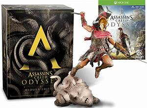 Assassin's Creed: Odyssey - Medusa Edition (Xbox One)(New ...