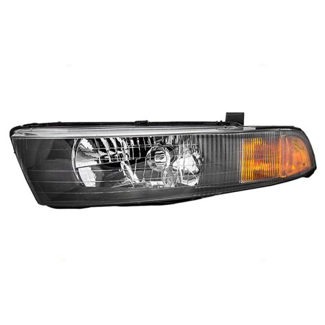 Mitsubishi Galant Headlights by 02 03 Mitsubishi Galant Drivers Headlight Assembly