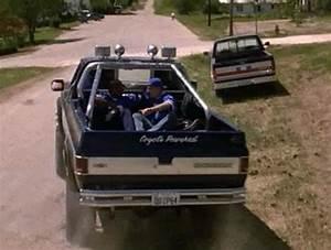 Billy Bob's Truck - Rear Tailgate