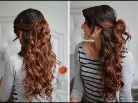 Quinceanera Damas Hairstyles