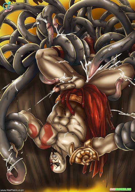 Collection God Of War Kratos Yaoi Bara 3141